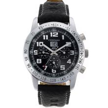 Chopard Mille Miglia Jacky Ickx Edition Automatic Limited Edition with Black Dial