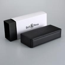 Bell & Ross BR01-92 High Quality Black Wooden Box Set with Instruction Manual