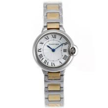 Cartier Ballon Bleu de Cartier Two Tone Lady Size