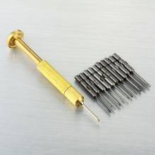 Watch Phillips Screwdriver with Extra Blades