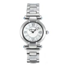 Chopard Imperiale with White Dial S/S