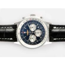 Breitling Navitimer Working Chronograph with Blue Dial 1