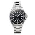 Rolex Submariner Swiss Cal 3135 Movement Ceramic Bezel with Super Luminous Black Dial S/S-Sapphire Glass