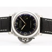 Panerai Marina Militare Lefty Swiss ETA Unitas/Swan Neck 6497 Movement