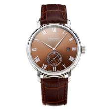 Chopard Classic Automatic with Brown Dial Leather Strap