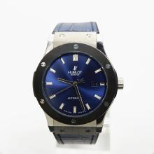 Hublot Classic Fusion Automatic blue dial