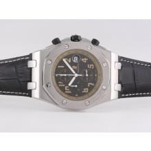 Audemars Piguet Royal Oak Offshore Working Chronograph with Black Dial-2