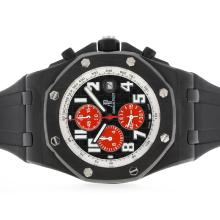 Audemars Piguet 2008 Singapore InAugural F1 GP Limited Edition with PVD Case-Same Structure As 7750 Version-High Quality-1